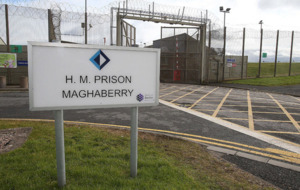 Call to end special status for paramilitary inmates at Maghaberry prison