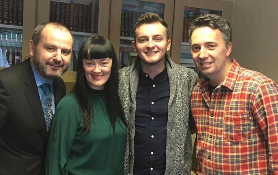 Bronagh Gallagher and Roma Downey join singers on Christmas CD for ...