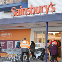 Sainsbury's only one of big three British grocers to experience sales decline