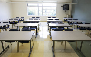 Still 70,000 empty desks in schools after decade of closures