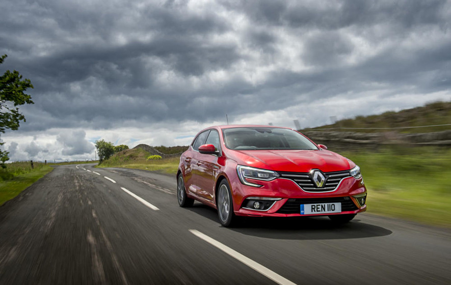 Renault Megane: now officially better than Donald Trump