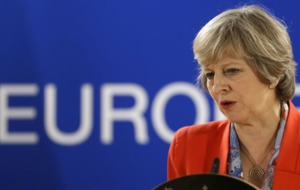 Tom Collins: No mandate Theresa May has no legitimacy as PM
