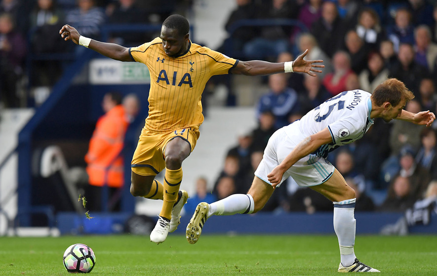 Tottenham accept Sissoko violent conduct charge