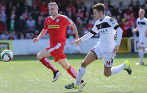 Injury concerns for Cliftonville boss Gerard Lyttle ahead of Linfield clash