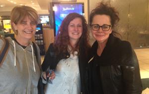 'Rocky' actress Geraldine Hughes tells of emergency on Belfast flight to New York