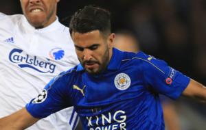Leicester City's Jamie Vardy and Riyad Mahrez on shortlist for Ballon d'Or award