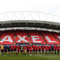 Anthony Foley's son Tony (11) launches Facebook campaign to support bereaved