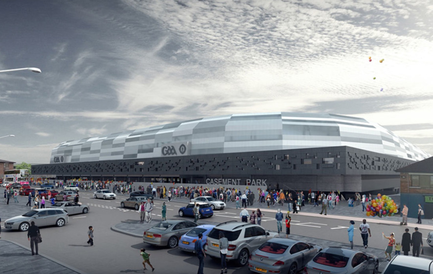 GAA's new design for Casement Park in west Belfast not yet signed off by safety staff