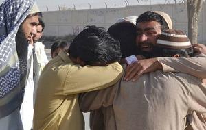 Pakistan police training centre attack kills 61
