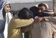 Pakistan police training centre attack kills more than 50