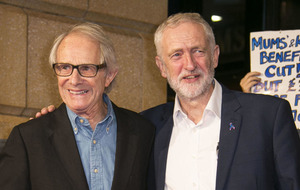 Labour under Corbyn the only way out of Britain's 'morass' says Ken Loach