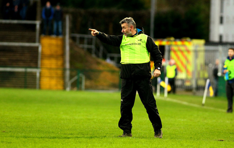 Mattie McGleenan appoints Lorcan Martin to his Cavan backroom team