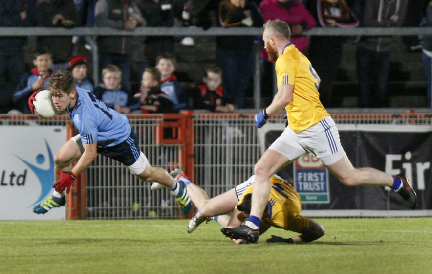 Mark Bradley is determined to keep hitting the targets with Killyclogher
