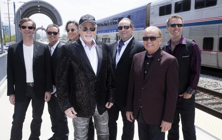 Now on sale: The Beach Boys at SSE Arena Belfast, May 20 2017