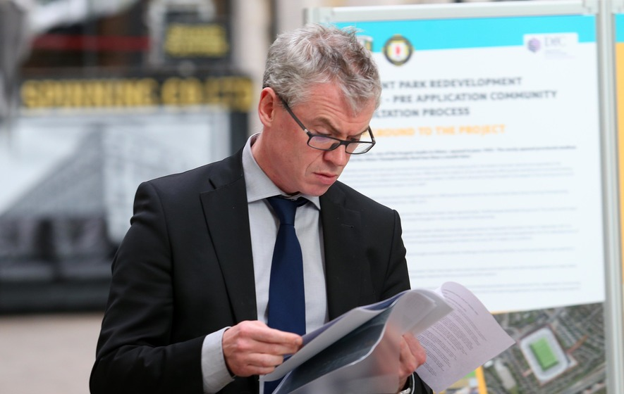Entire notion of the GAA is 'being screwed into the ground' claims Joe Brolly