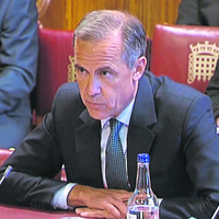 Sterling in minor recovery after Carney speech