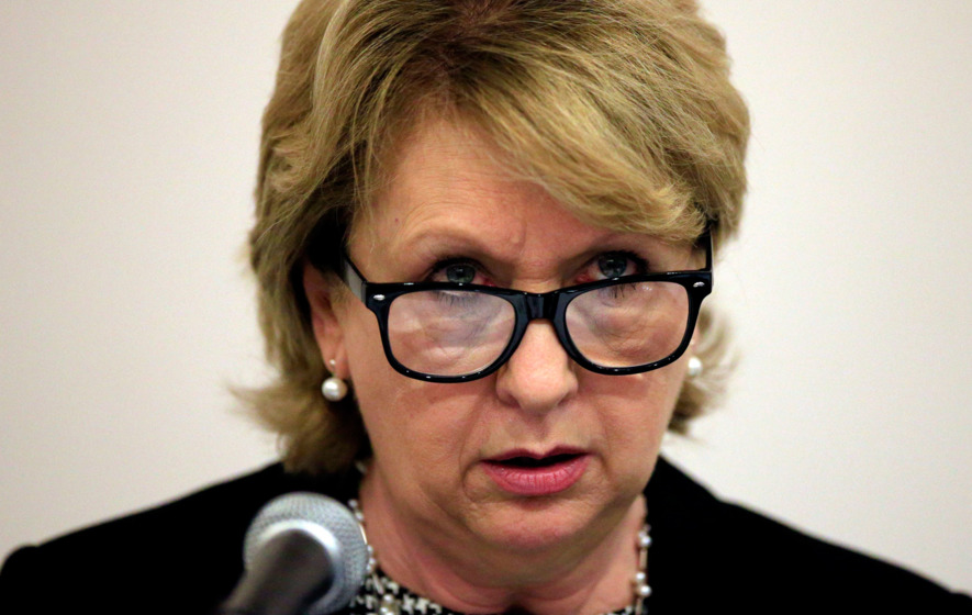 Consign homophobia to history, former Irish president Mary McAleese urges