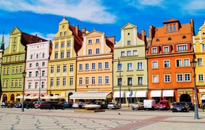 Wroclaw in Pole position as European Capital of Culture