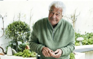Viva Vegetables says Italian chef Antonio Carluccio