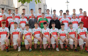 Tricky MacRory Cup league opener for St Patrick's, Armagh