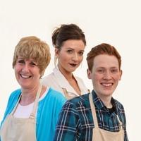 Co Down baker Andrew Smyth misses out winning Bake Off crown