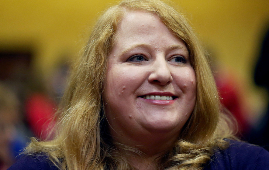 Former Belfast Lord Mayor Naomi Long Becomes New Leader Of