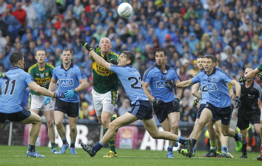 GAA needs to do more for ex-players: Kerry star Kieran Donaghy