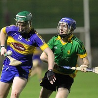 St Mary's press home early advantage to claim Mageean Cup
