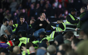 West Ham boss Slaven Bilic condemns crowd trouble that marred Cup win over Chelsea