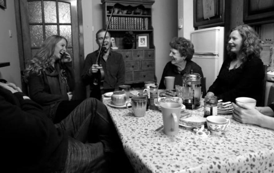 New album from Altan's Mairéad Ní Mhaonaigh a family affair