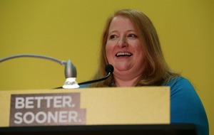 Remember the time Alliance leader Naomi Long read #MeanTweets