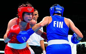 Katie Taylor turns pro in move to Eddie Hearn's Matchroom Sport