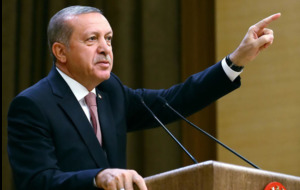 Turkey ready to kick IS out of base in Syria says President Erdogan