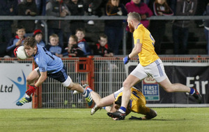 Killyclogher's Tyrone battles to stand to them for Cargin clash