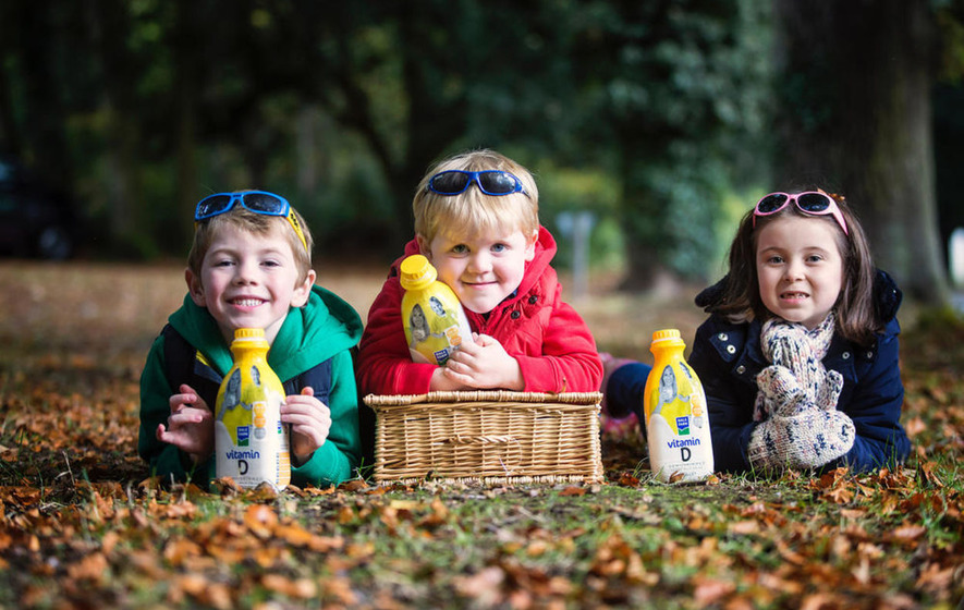 Dale Farm develops milk to top up vitamin D during darker months