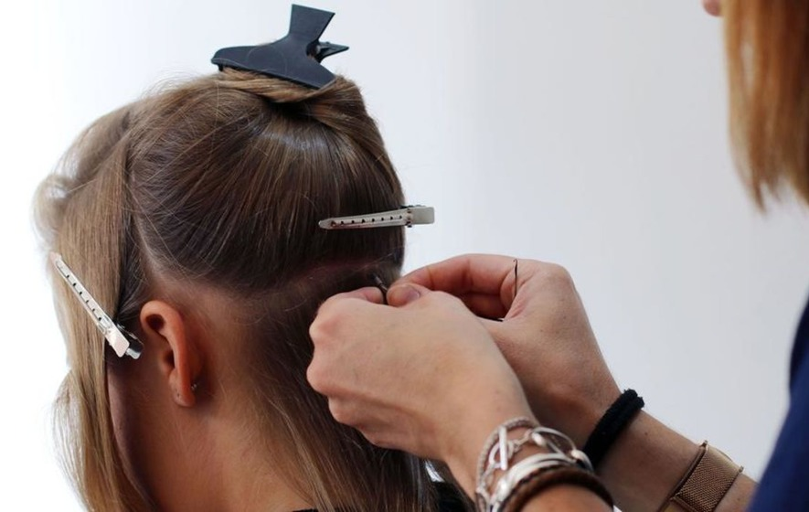 Tried Tested The Micro Ring Method Of Hair Extension The Irish News
