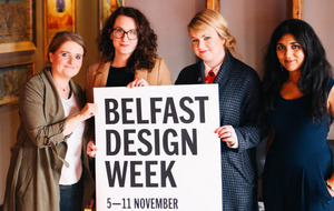 Fashion to the fore in Belfast Design Week