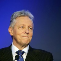 Peter Robinson joins forces with a property developer