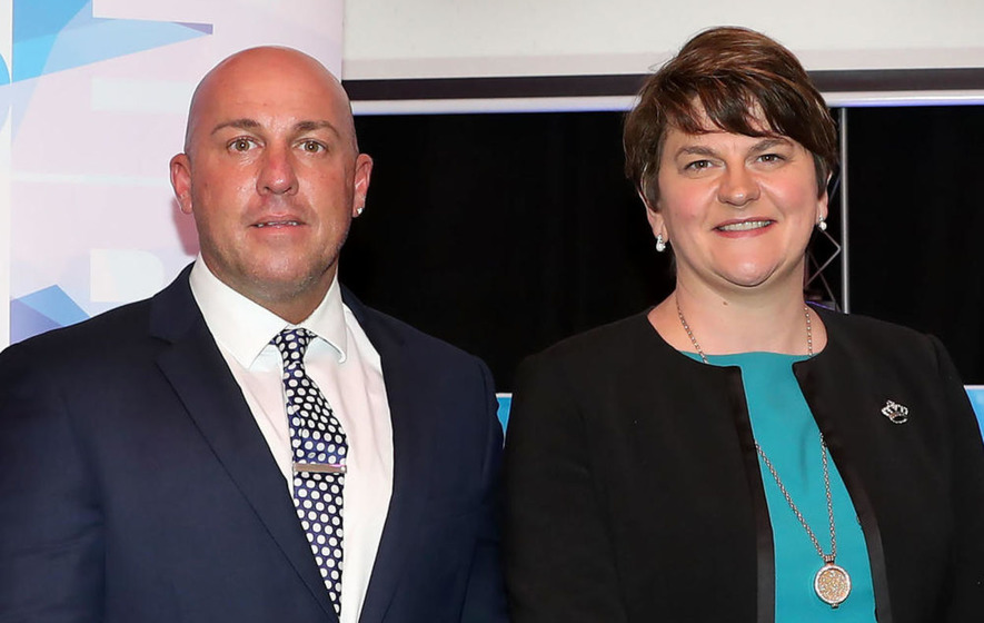 Arlene Foster says 'not legal' to direct Dee Stitt sacking from Charter NI