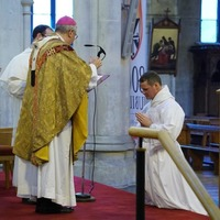 Former footballer Philip Mulryne made deacon in step to priesthood