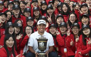 Hideki Matsuyama sets sights on maiden major title after victory in Shanghai