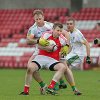 Lorcan Connor the key man in Downing Magilligan