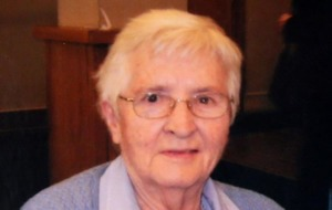 Sr Eileen McNicholl dedicated her life to God and improving lives of others