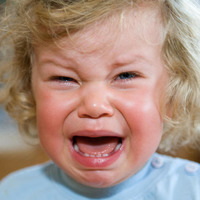 Ask the expert: Why toddlers' tears could be good for them