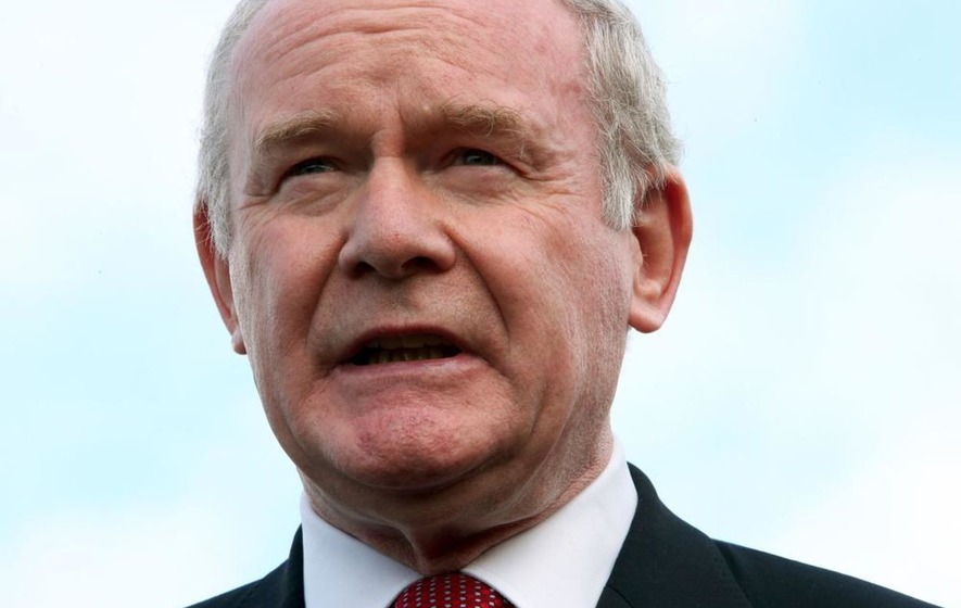 Martin McGuinness heads for US to meet potential investors