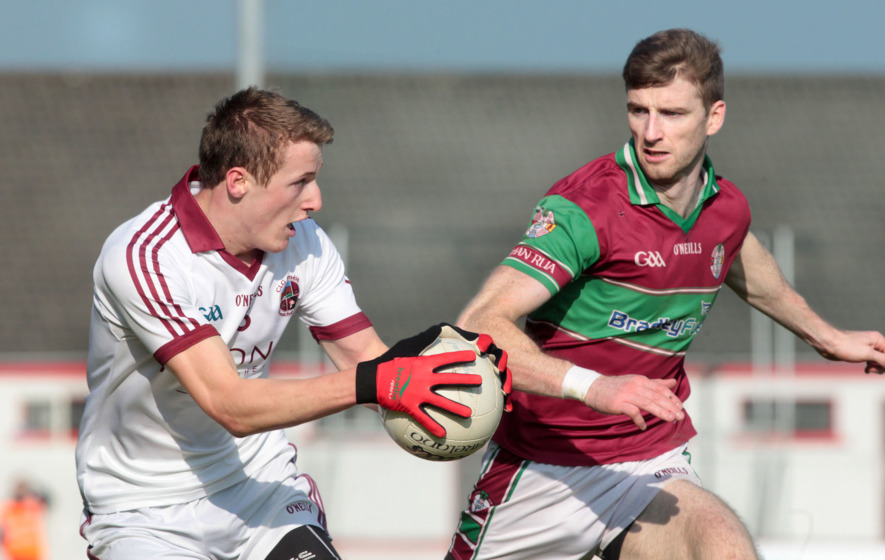 Brendan Rogers swats away treble talk with Slaughtneil