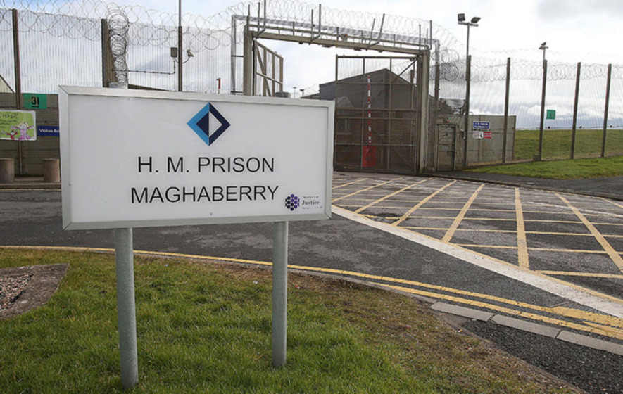 More than one quarter of Maghaberry inmates have 'severe mental health issues'
