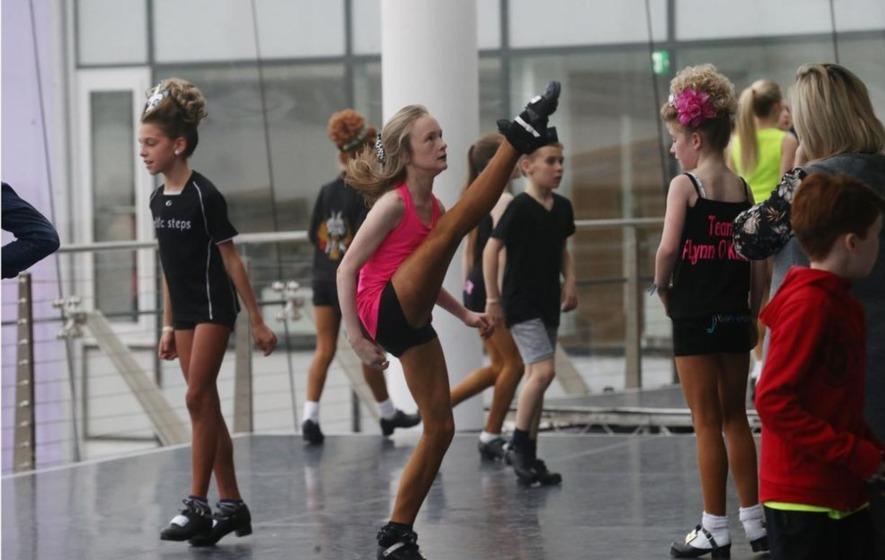 Video: Irish dancers from around world in Belfast for All-Ireland championship