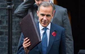 Late recovery for pound amid Carney concerns