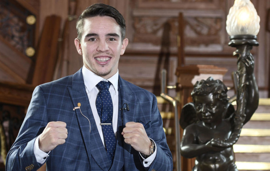 From the rage at Riocentro to plain sailing at the Titanic - Michael Conlan's road to the pro ranks